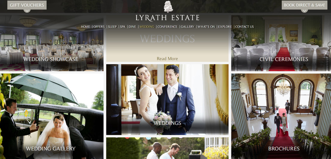 Lyrath estate weddings